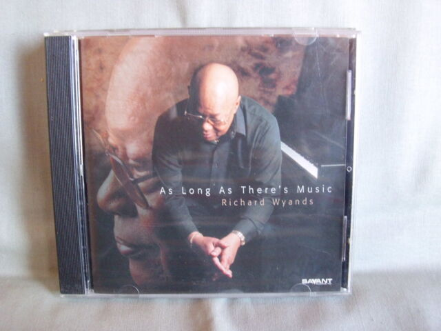Richard Wyands- As long as there´s Music- SAVANT 2001