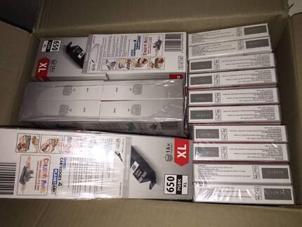 Canon PGI-650 CLI-651 Genuine Inkjet Cartridges x 5 West Perth Perth City Preview