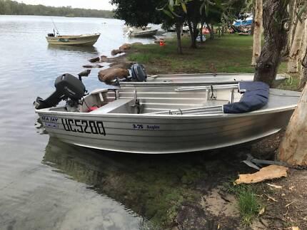 Seajay 375 Angler
