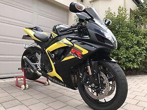 Suzuki gsxr750 k7 limited edition Joondanna Stirling Area Preview
