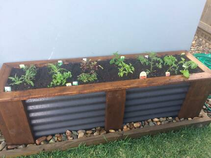 Colorbond Raised Garden Beds Brisbane