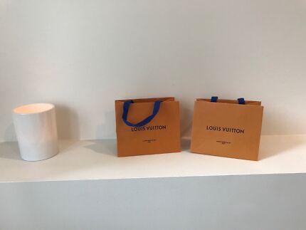 Louis Vuitton Paper Bag - mini
