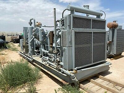 Air Compressor Package Gardner Denver Pessco Is Offering 1 Preowned 72120-2
