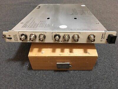 Hp Agilent 75000 Series C E6173a - 81000 Vxi Arbitrary Waveform Generator