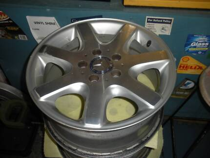 MERCEDES BENZ MAG WHEELS 7X16 SUIT VARIOUS Annerley Brisbane South West Preview