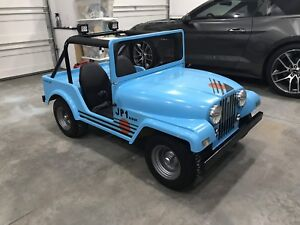 1:2 Half Scale Jeep, Extremely Rare, Made In Italy by Agostini.