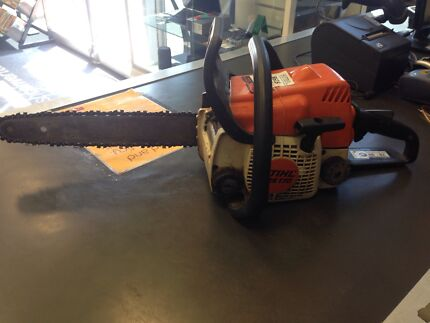 Stihl MS170 chainsaw #53609 Midland Swan Area Preview