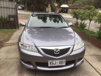 2005 Mazda 6 GG Series 1 MY04 Luxury Sports