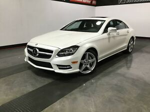 CLS-550-FULL-IMPECABLE-JAMAIS ACCIDENTE