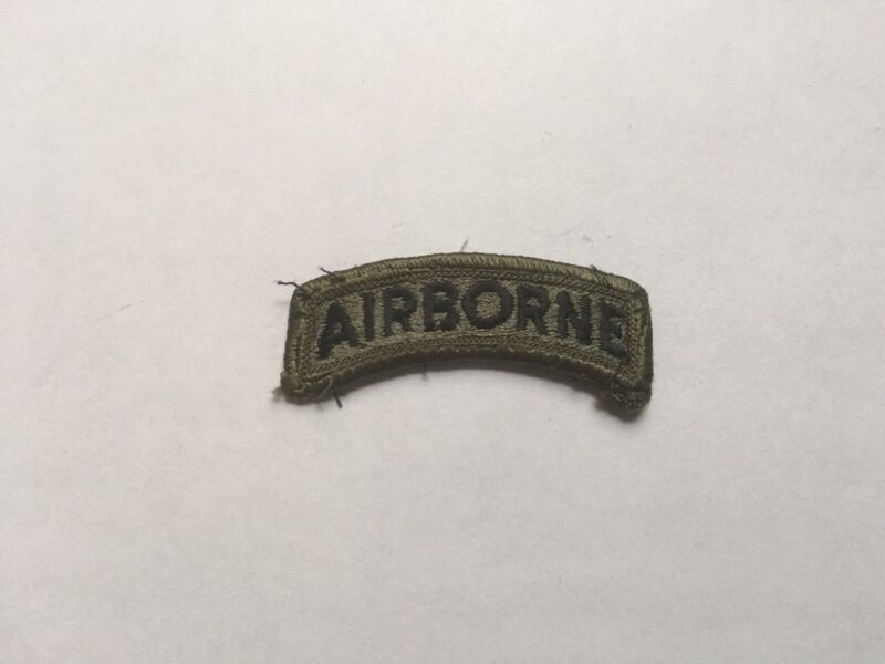 /US Army Patch Tab AIRBORNE,RANGER,sbd.1970s