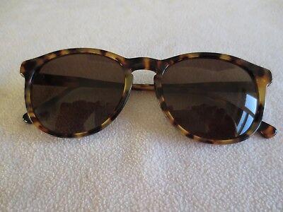 Illesteva brown tortoiseshell sunglasses. Hudson.