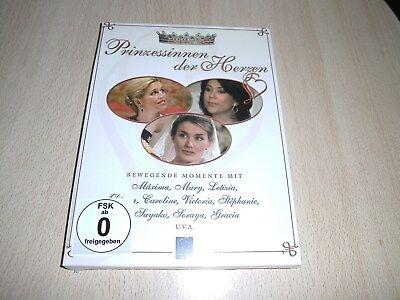 Prinzessinnen der Herzen DVD Bewegende Moment aus den Königshäusern