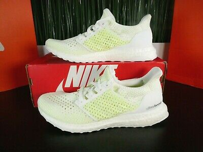 Used, Adidas Ultra Boost Clima White Solar Yellow Mens Running AQ0481 Size 8.5 for sale  Shipping to India