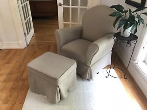 Fauteuil/chaise bercante