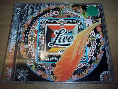 1999 Live The Distance To Here CD