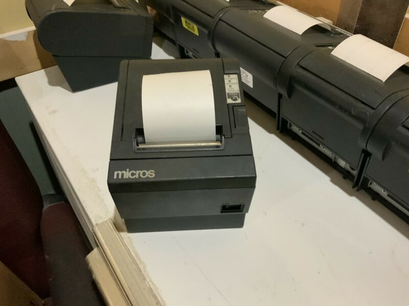 Epson Thermal Receipt Printer - TMT88V