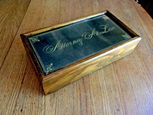 Vtg Wood Glassics 70
