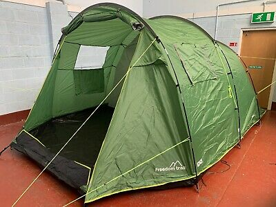 Freedom Trail Sendero 6 Man Berth Tent *** RRP £250 *** Family Camping 747