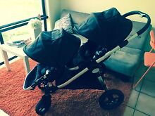 Baby jogger city select double EXCELLENT CONDITION Robina Gold Coast South Preview