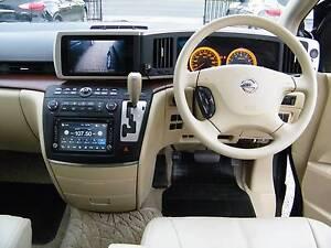 2005 Nissan Elgrand (#14648) E51 Highway Star Moorabbin Kingston Area Preview