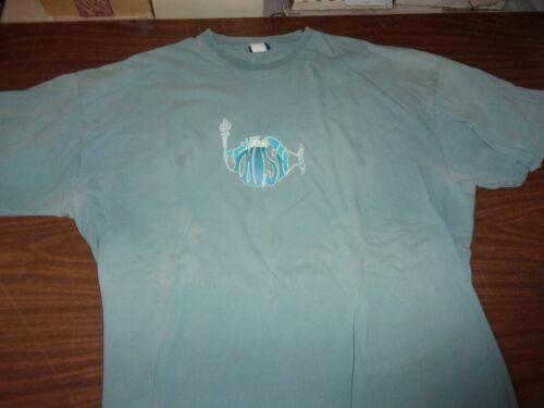 RARE VTG Phish Fall 2000 Tour Shirt RARE Authentic JAM Festival Grateful Dead