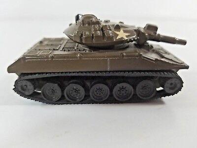 Vintage  Diecast USA M551 Sheridan Tank Metal Army Military for sale  Saint Peters