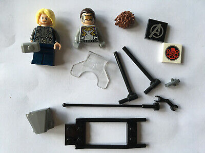 Lego spare parts minifigures 76030 Avengers Age of Ultron Hydra Showdown Thor