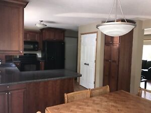 Fully Furnished 3 Bedroom apartment for rent in Carlyle, Sk.