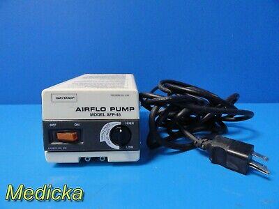 Gaymar Afp-45 Airflow Pump Pn 08701-000 695 18899