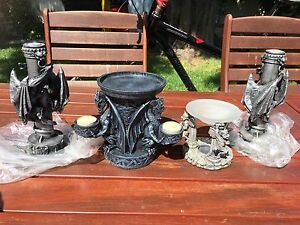 Medieval/ game of thrones / candle Mordialloc Kingston Area Preview
