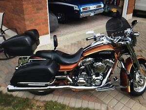 Harley Davidson 2008 CVO Road King