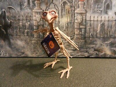 HALLOWEEN Plastic Animal Skeleton 7.5