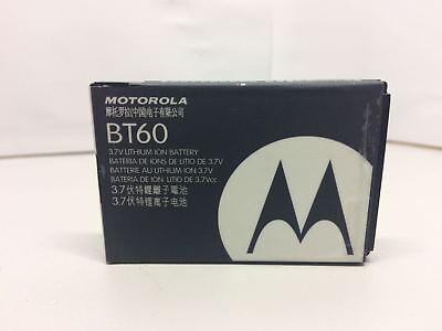 Battery NEW OEM MOTOROLA BT60 3.7V