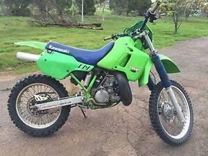 Kawasaki KDX 200 Rockbank Melton Area Preview