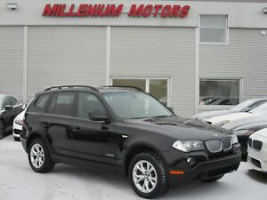 2010 BMW X3 xDrive28i AWD / LEATHER / SUNROOF / MUST SEE
