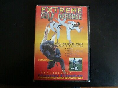 6 Pack of Awesome Self Defense DVDS for $39.95 and Free Shipping Best Value