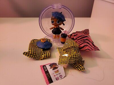 LOL Surprise Lights Glitter Series ULTRA RARE Doll DRIP DROP Gold Ball SEALED