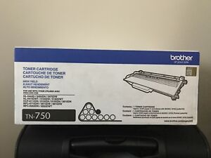 Brother High yield toner cartridge TN-750