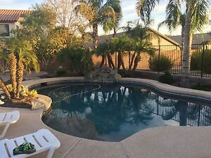 3 bed 3 bath golf course house in Arizona for rent