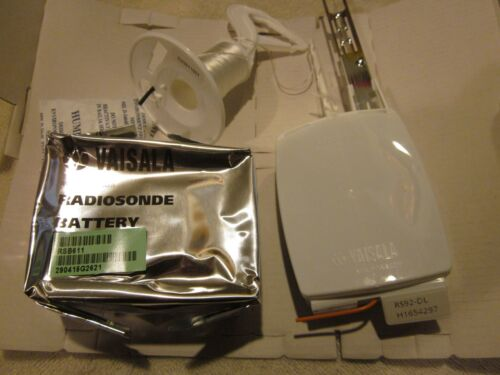 Vaisala Radiosonde RS 92 DL 1680 MHz Lithium Battery Sealed Package