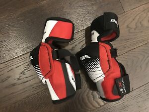 Kids lacrosse elbow pads