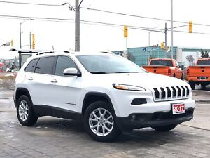 2017 Jeep Cherokee North*4X4