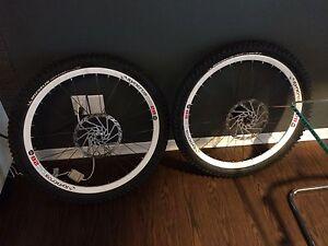 Mtb downhill rims wheels