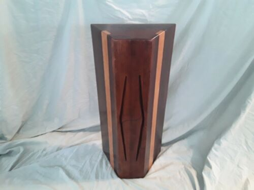 Contrabass tongue slit drum made by Nova Diversified made Cherry wood