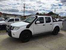 2014 Nissan Navara Ute Sandy Bay Hobart City Preview