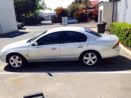 2000 Ford Fairmont AU Torrensville West Torrens Area Preview