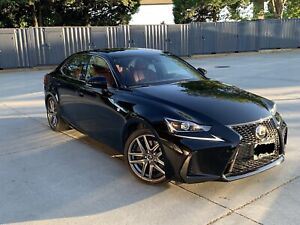 Lexus IS 350 F Sport AWD - Lease Transfer