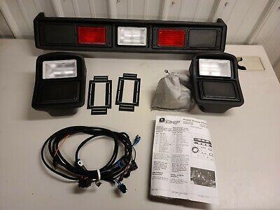 Genuine John Deere 8875 Skid Steer Loader Mg9862319 Road Work Light Kit