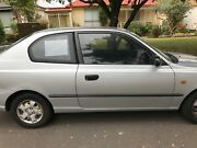 For sale 2001 Hyundai Accent Seven Hills Blacktown Area Preview