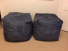 LOVESAC Gamesac x 2 with new covers Bellevue Hill Eastern Suburbs Preview
